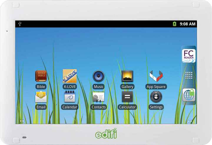 Tablet Edifi