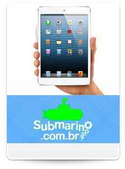 submarino em oferta