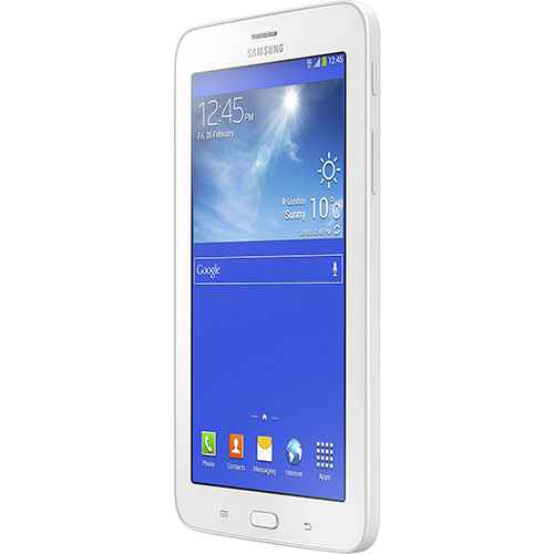 Melhor Tablet Samsung Galaxy Tab 3 T111M Lite com Android 4.2 Wi-Fi e 3G Tela 7 Touchscreen 8GB