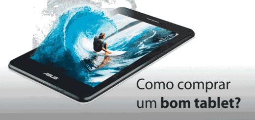 como comprar um bom tablet em 2015