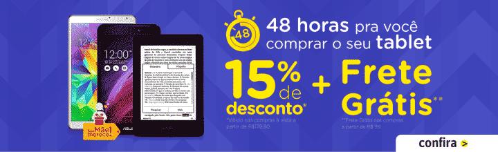 Melhor tablet 2015
