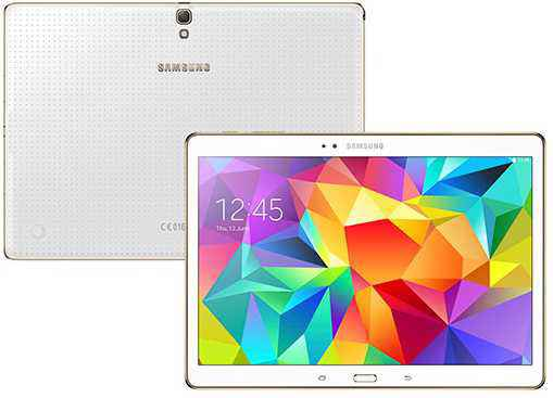 Tablet-Samsung-Galaxy-Tab-S-T805M-16GB-Tela-Super-AMOLED-10.5-Android-4.4-Octa-Core-Branco