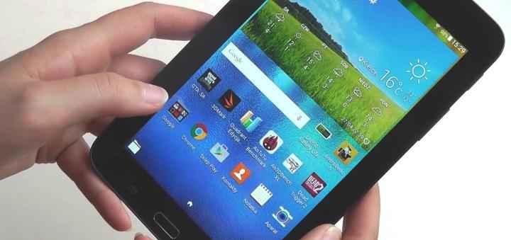 tablet bom basico para comprar em oferta samsung