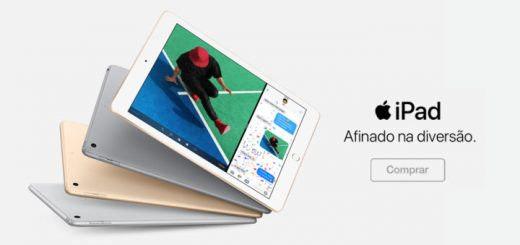 Melhor preço iPad 2017 Brasil comprar